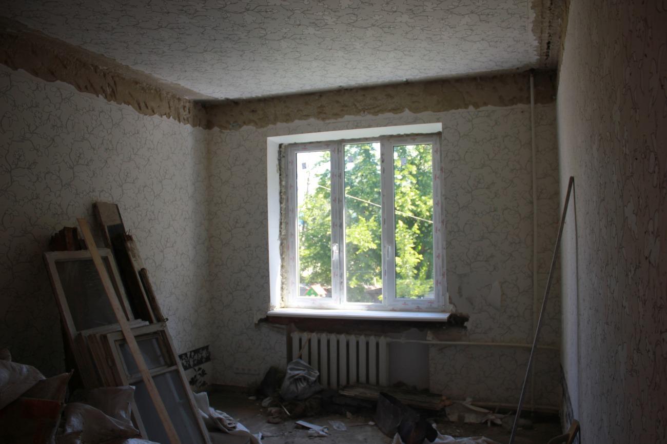 Ремонт в сталинской квартире своими руками 49