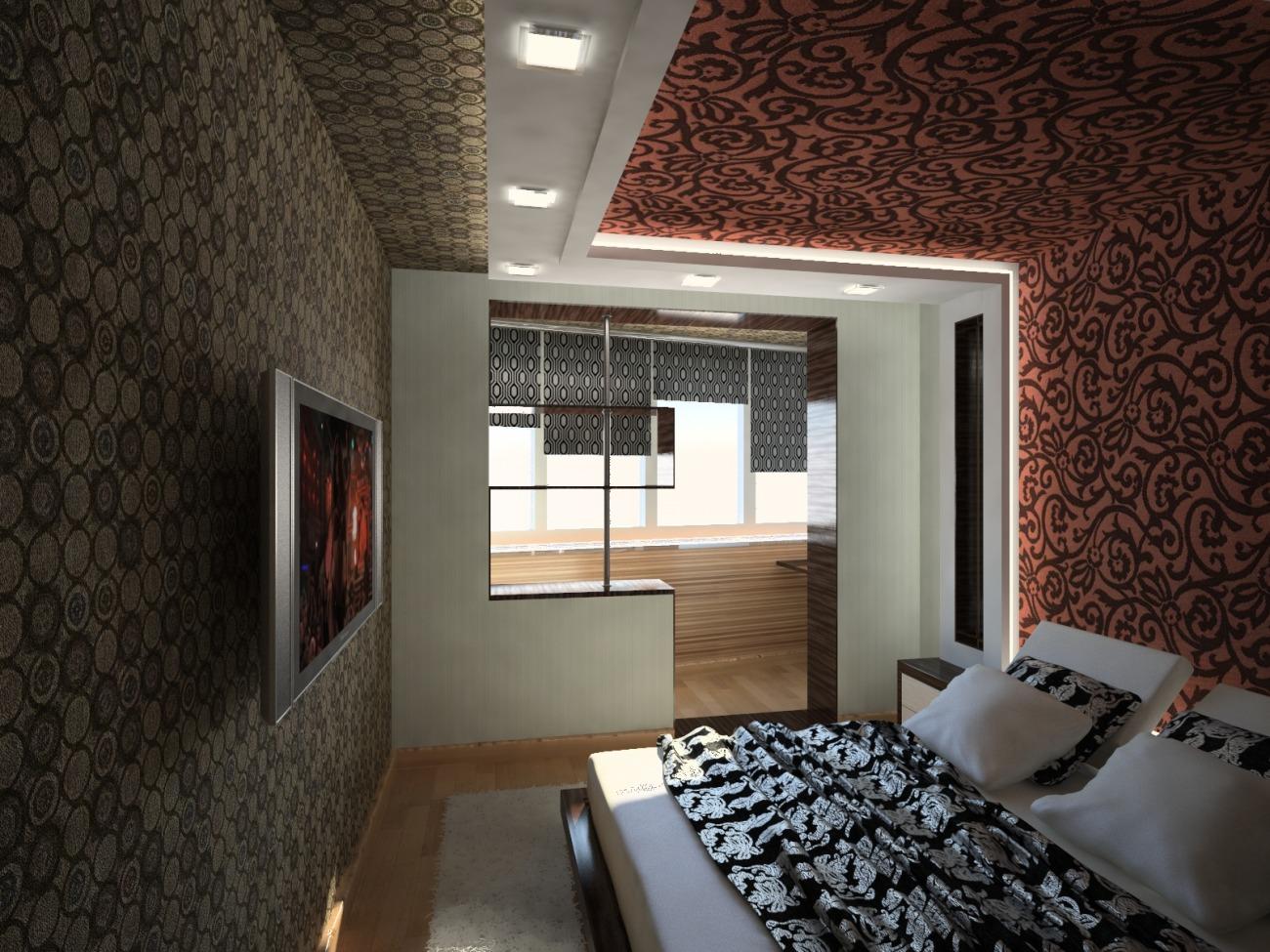 дизайн 3-х комнатной квартиры чешки фото